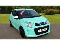 Citroen C1 1.0 Vti Feel Edition 5Dr Petrol Hatchback